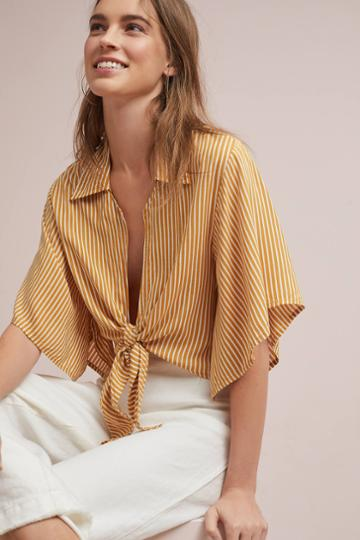 Faithfull Mojave Striped Blouse