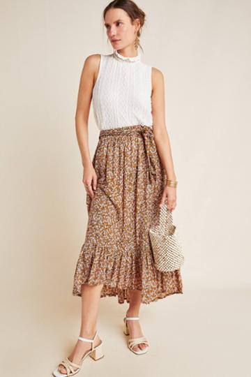 Faithfull Antonia Midi Skirt