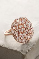 Suzanne Kalan White Diamond Ring In