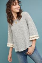 Eri + Ali Ifrane Textured Pullover