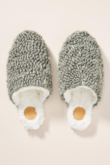 Far Away From Close Avery Wool Slippers