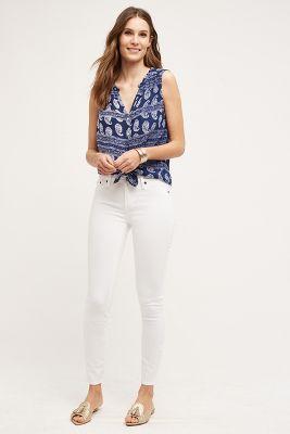 Jean Shop Heidi Super Skinny Jeans White