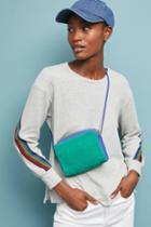Eri + Ali Rainbow Striped Sweatshirt