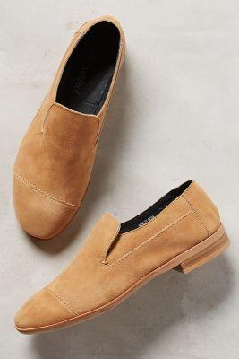 Jeffrey Campbell Barkley Loafers Beige