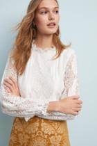 Eri + Ali Delaunay Lace Blouse