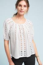 Eri + Ali Ladder Lace Top
