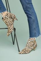 Sam Edelman Leopard Kinzey Booties
