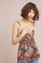 Love Sam Romantic Floral Cami