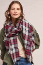 Shiraleah Perth Plaid Scarf