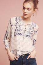 Maeve Morgan Printed Top