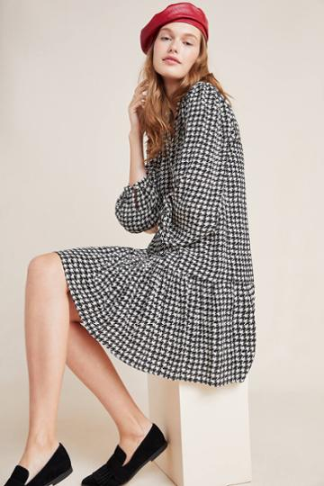 Maeve Sterling Houndstooth Tunic