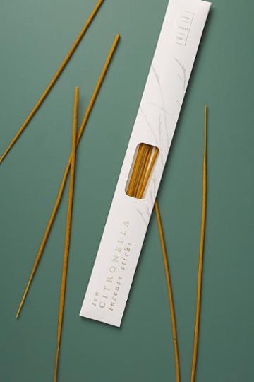 Illume Citronella Incense Sticks