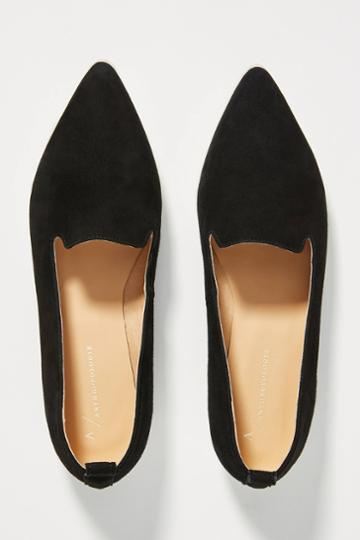 Anthropologie Classic Flats