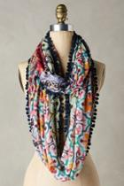 Anthropologie Puttapaka Infinity Scarf