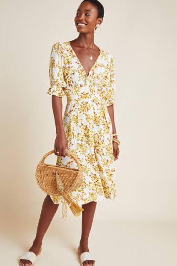 Faithfull Rafa Midi Dress