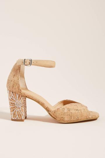 Anthropologie Soren Heeled Sandals