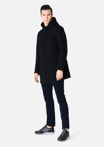 Emporio Armani Trench Coats - Item 41749141