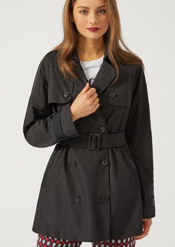 Emporio Armani Trench Coats - Item 41783157