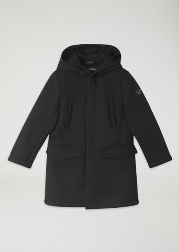 Emporio Armani Trench Coats - Item 41848206