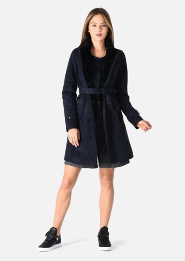 Emporio Armani Trench Coats - Item 41752772