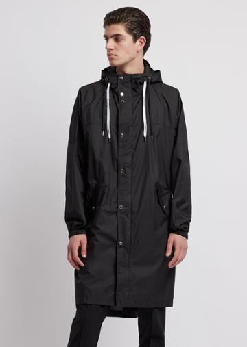 Emporio Armani Trench Coats - Item 41887600