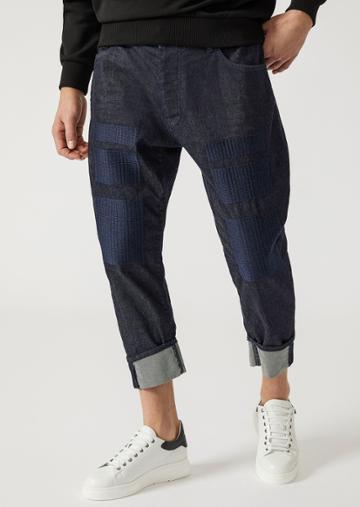Emporio Armani Loose Jeans - Item 42670995