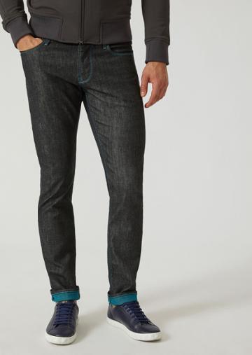 Emporio Armani Slim Jeans - Item 42670951