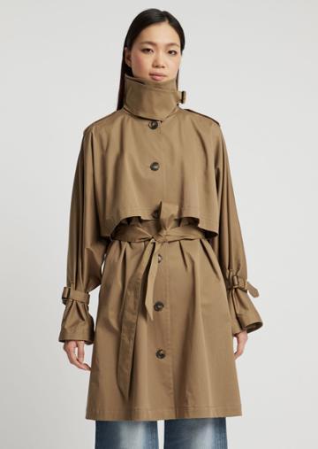 Emporio Armani Trench Coats - Item 41869156
