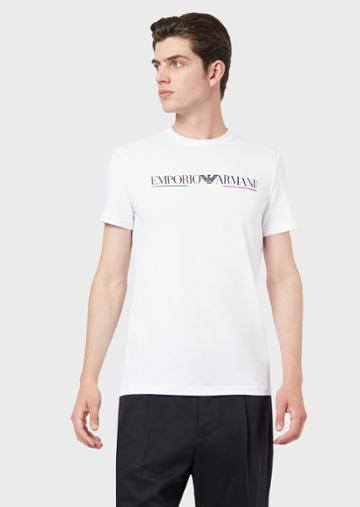 Emporio Armani T-shirts - Item 12348921