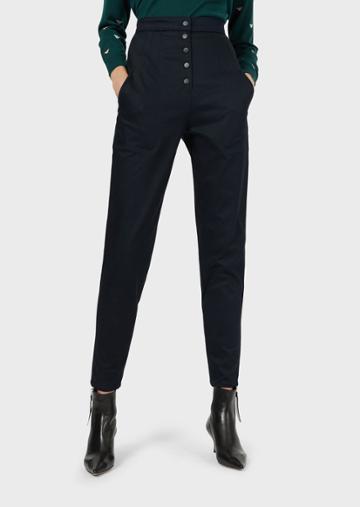 Emporio Armani Casual Pants - Item 13377574