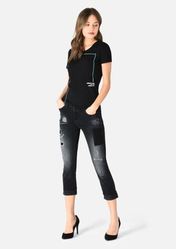 Emporio Armani Loose Jeans - Item 42639662