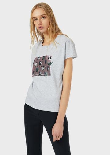Emporio Armani T-shirts - Item 12372251