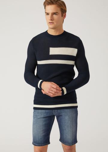 Emporio Armani Sweaters - Item 39857732