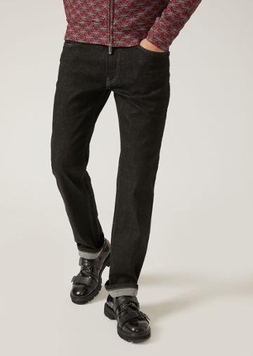 Emporio Armani Regular Jeans - Item 13216358