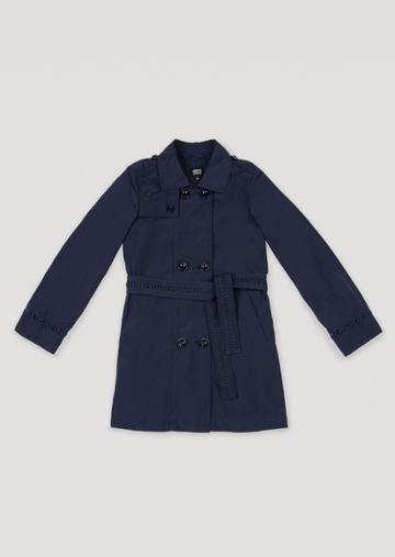 Emporio Armani Trench Coats - Item 41786976