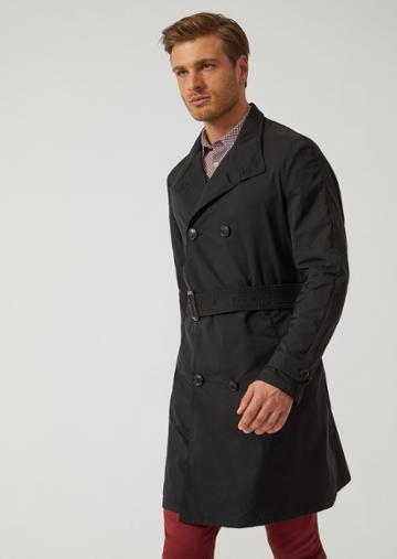 Emporio Armani Trench Coats - Item 41787226