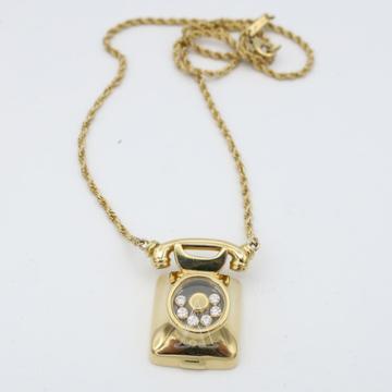 Chopard Jewelry Women's Happy Diamonds Necklace
