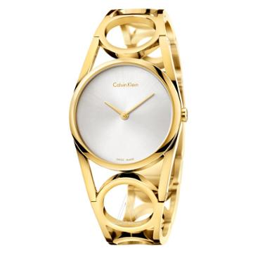 Calvin Klein Women's Round Watch