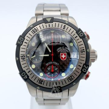 Swiss Military Men's 20'000 Feet Watch
