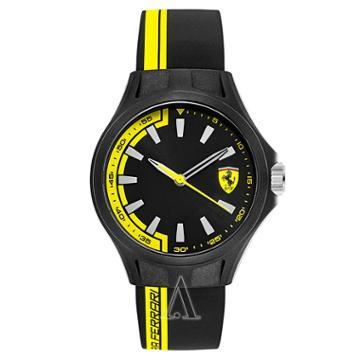 Ferrari Unisex Pit Crew Watch