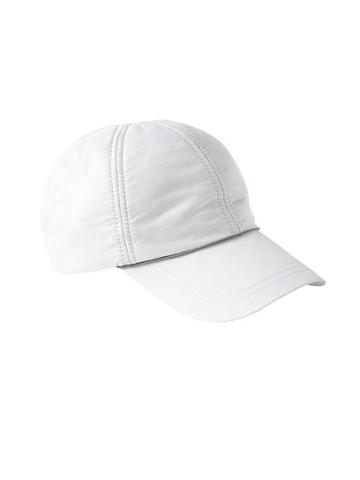 Athleta Womens Techno Run Cap Size One Size - White