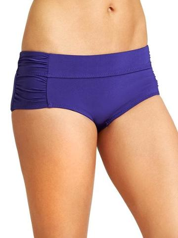 Athleta Womens Aqualuxe Dolphin Short Amalfi Blue Size Xs