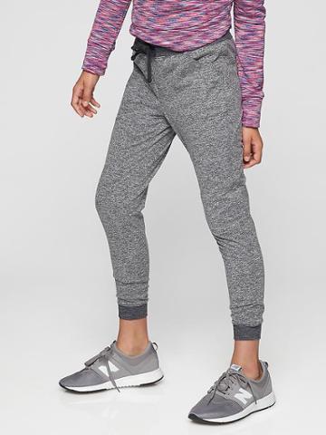 Athleta Everyday Jogger Size L/12 - Grey Heather