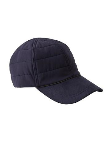 Athleta Womens Water Resistant Cap Size One Size - Navy