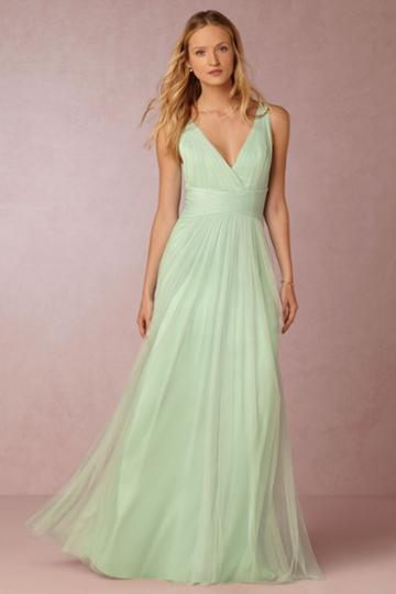 Monique Lhuillier Bridesmaids Colombe Dress