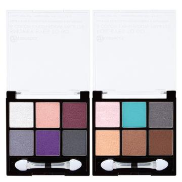 Bh Cosmetics Eye To Go Palettes - 6 Color Eyeshadow Palettes