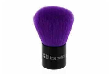 Bh Cosmetics Brush 33 - Purple Kabuki Synthetic