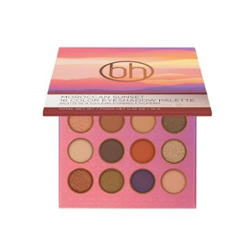 Bh Cosmetics Moroccan Sunset - 16 Color Shadow Palette