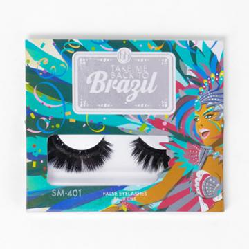 Bh Cosmetics Take Me Back To Brazil Eyelashes Sm-401