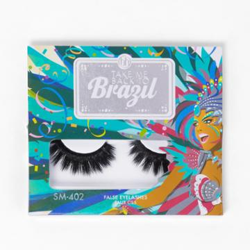 Bh Cosmetics Take Me Back To Brazil Eyelashes Sm-402